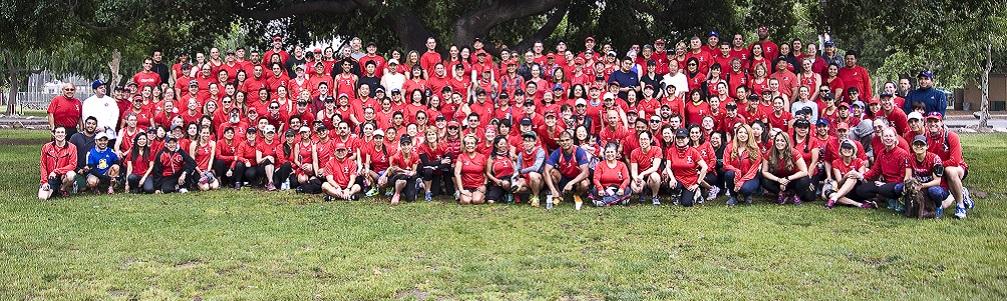 Pasadena Pacers Group Photo