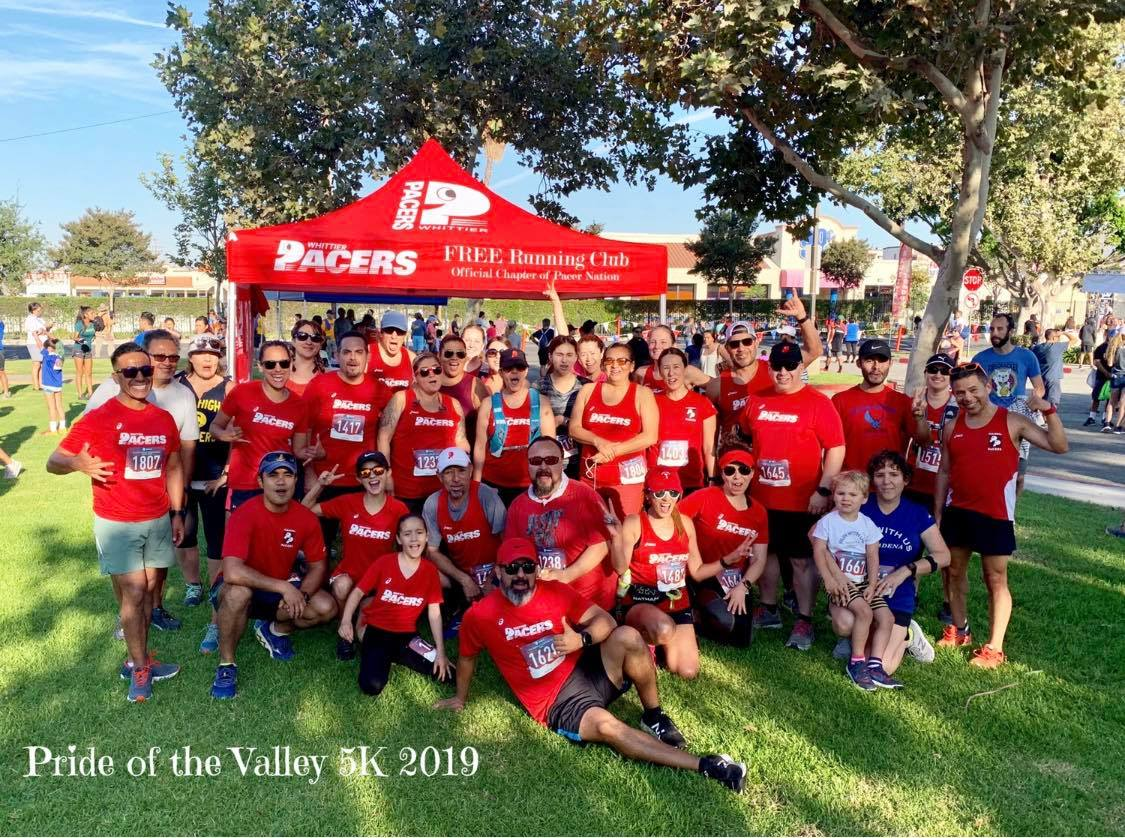 2019 Pride of the Valley 5k