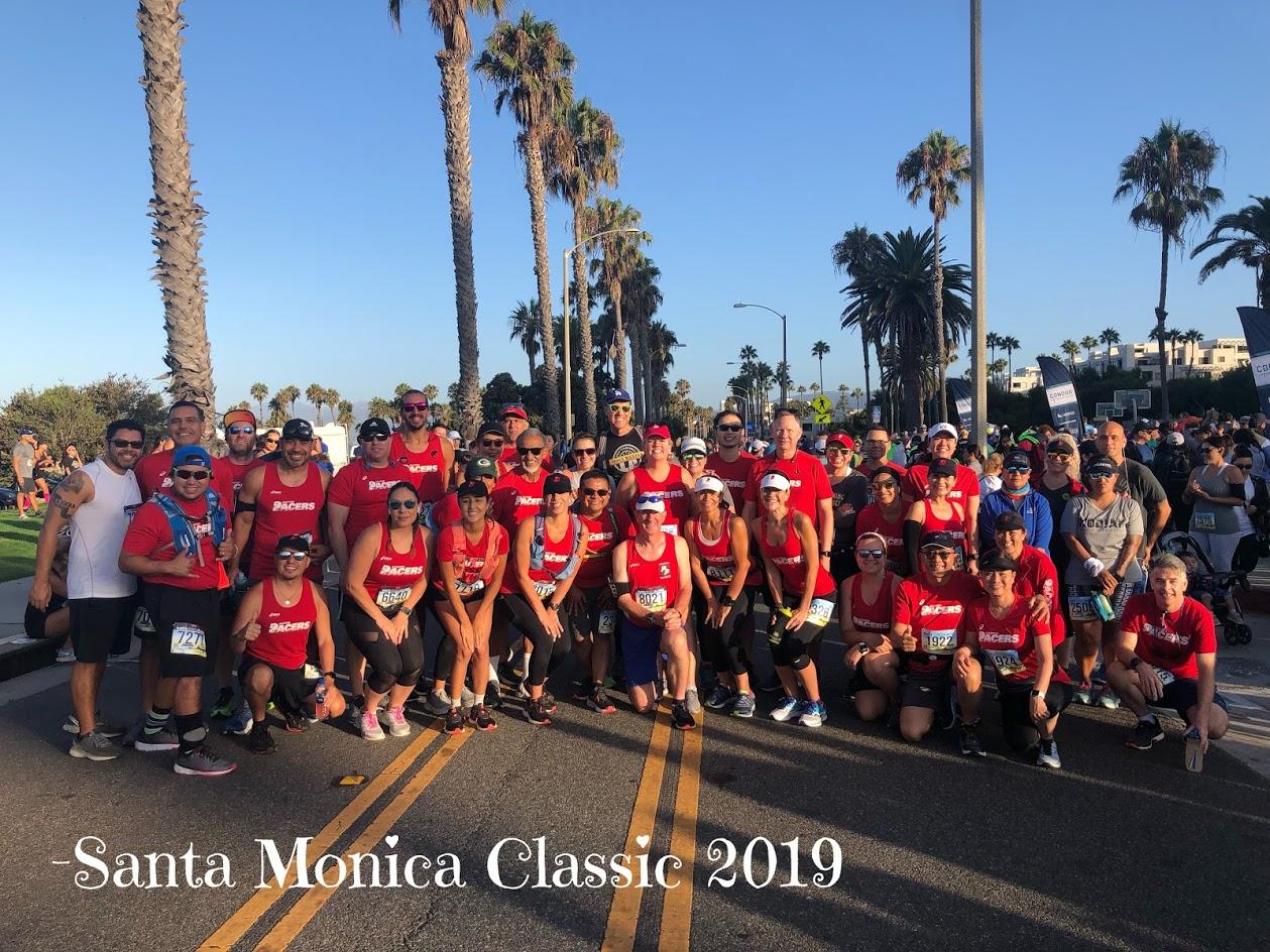 2019 Santa Monica Classic