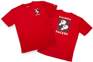 Pacers Apparel